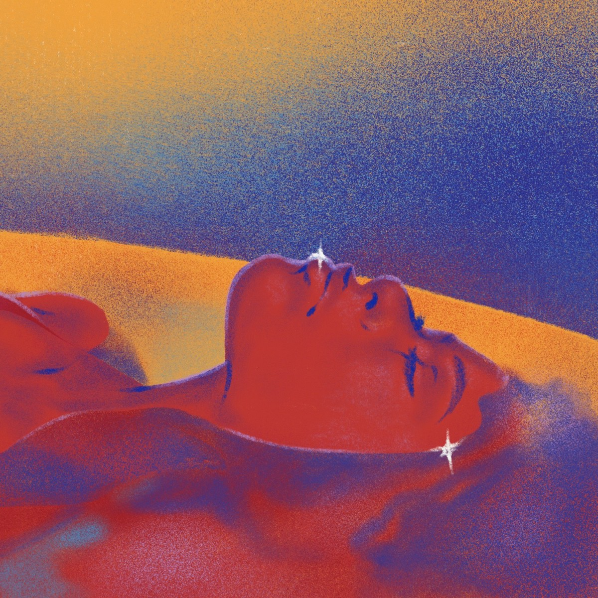 Searching for Healing in a Sensory Deprivation Tank