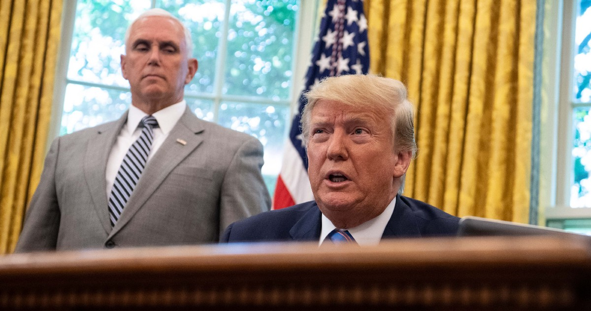 Pence, Brown Men, and the Racist Protection of White Women