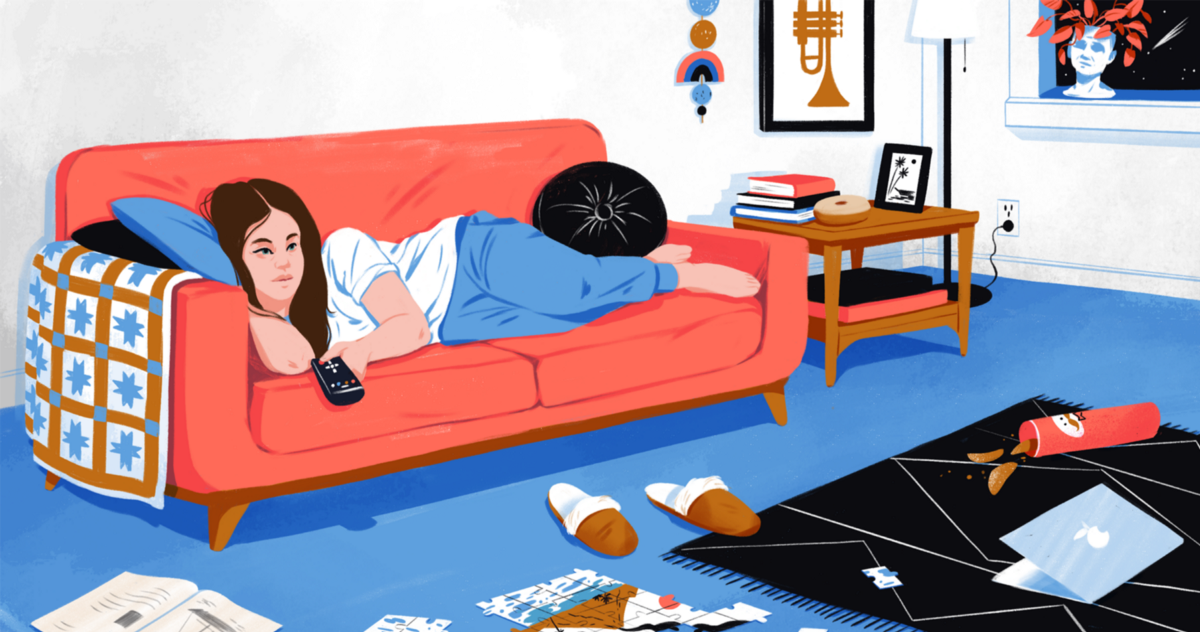 The Pros and Cons of Living Alone During the Pandemic