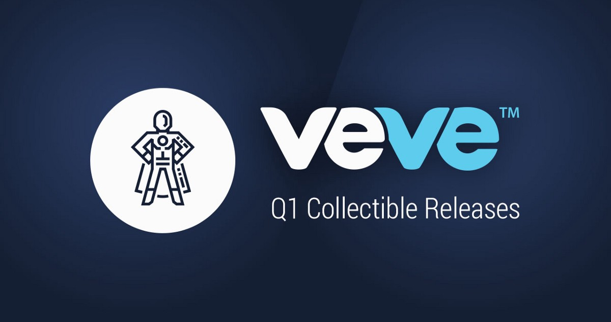 Digital Collectibles Coming to VeVe Q1-21!