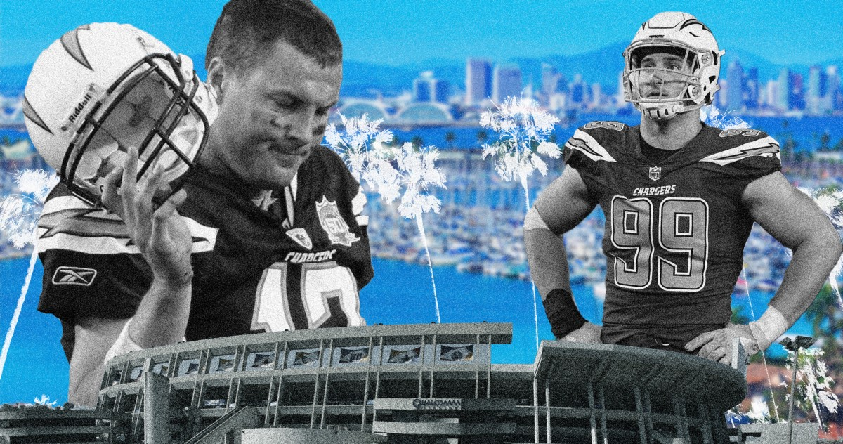 The Chargers Are The Best Worst Team In The Nfl The Ringer