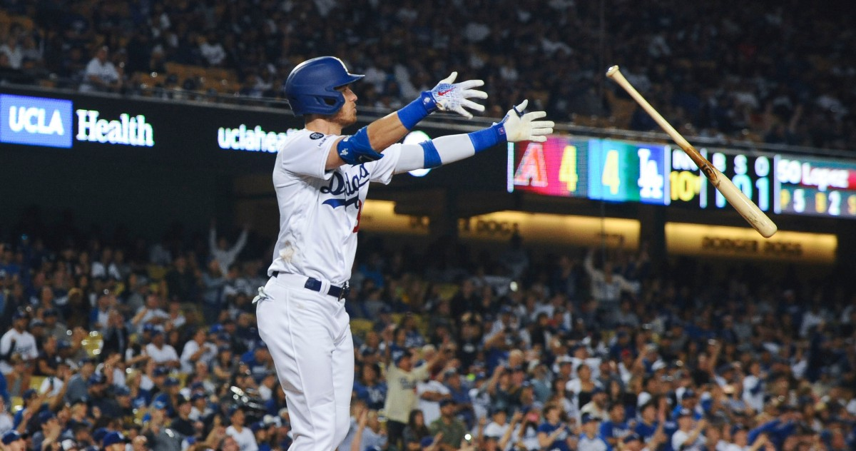Make it five straight walk-offs: Bellinger and the Dodgers do it again