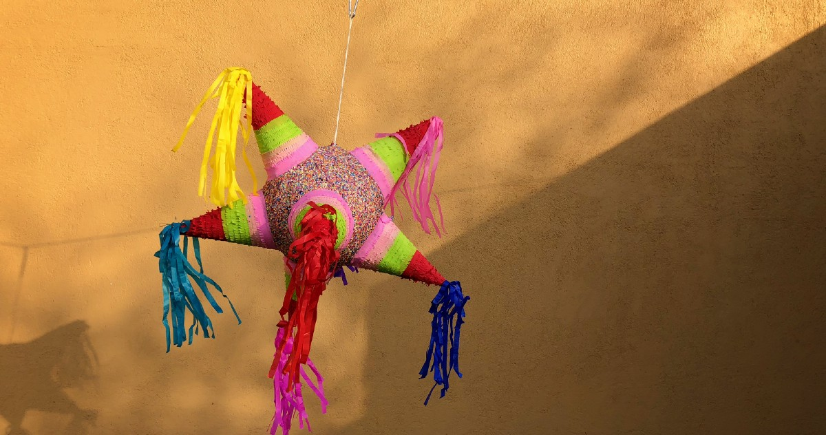 For Men of Color, Piñatas Aren't Just Party Staples—They're Metaphors