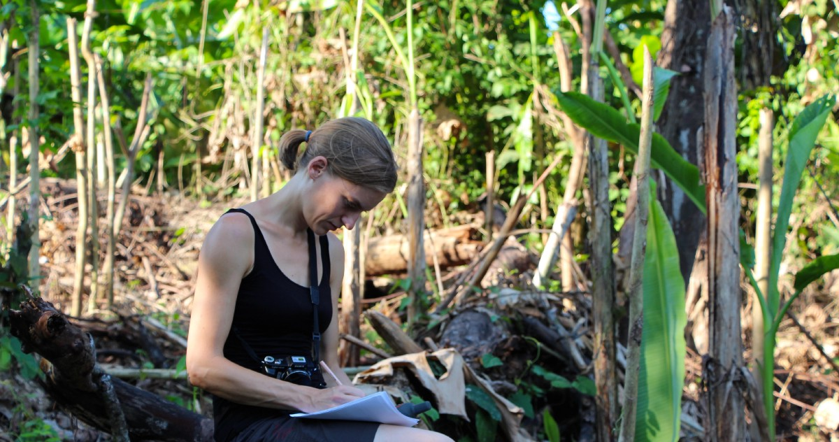 The Scientists Saving the Rainforests by Listening to Them
