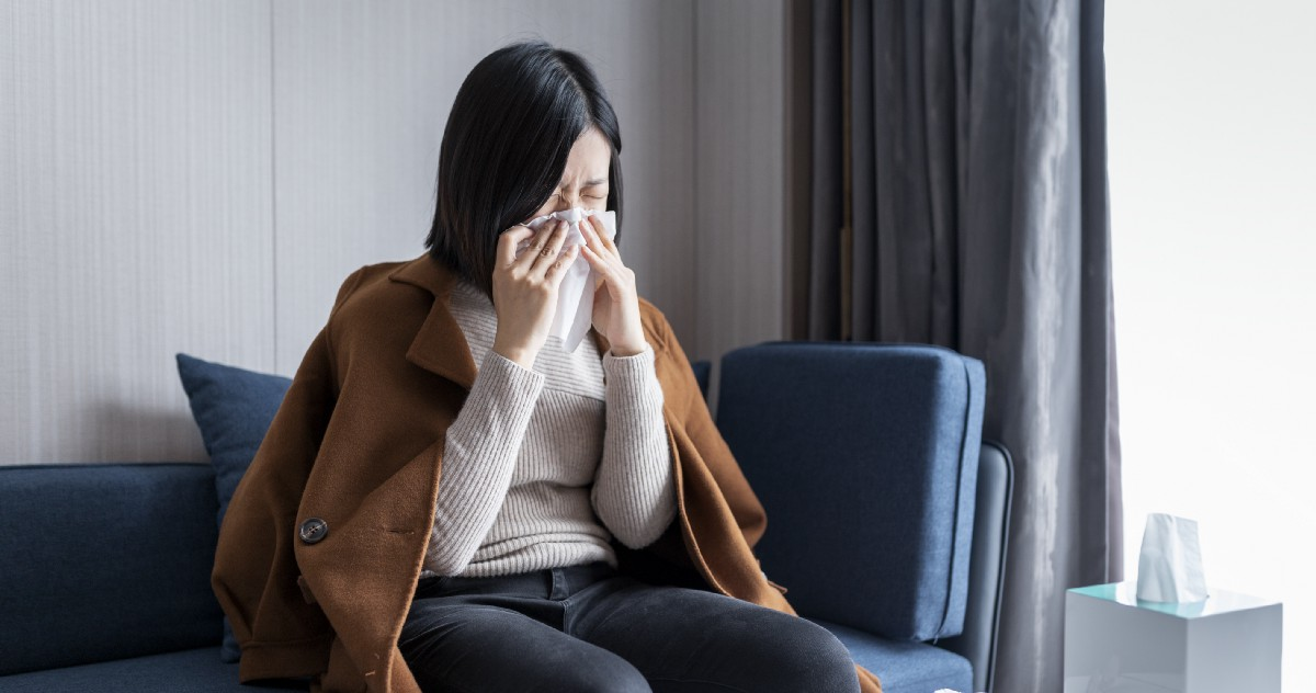 How to Find Relief During This Very-Bad Allergy Season
