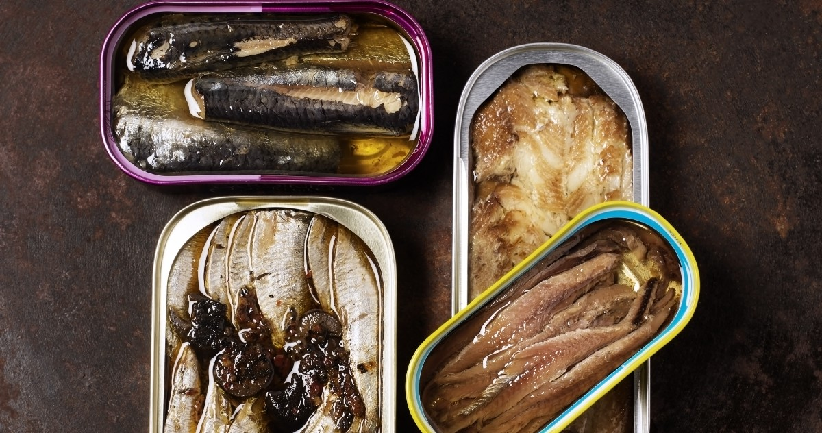 You Should Be Eating More Canned Fish