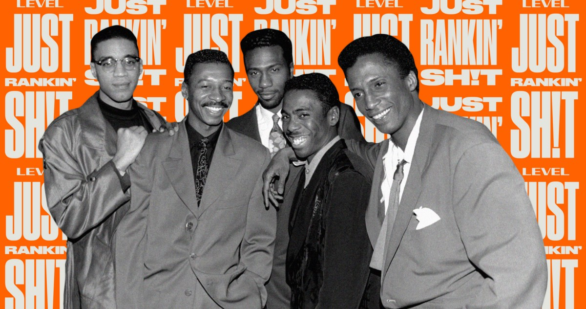 'The Five Heartbeats' Members Who Could've Gone Solo, Ranked