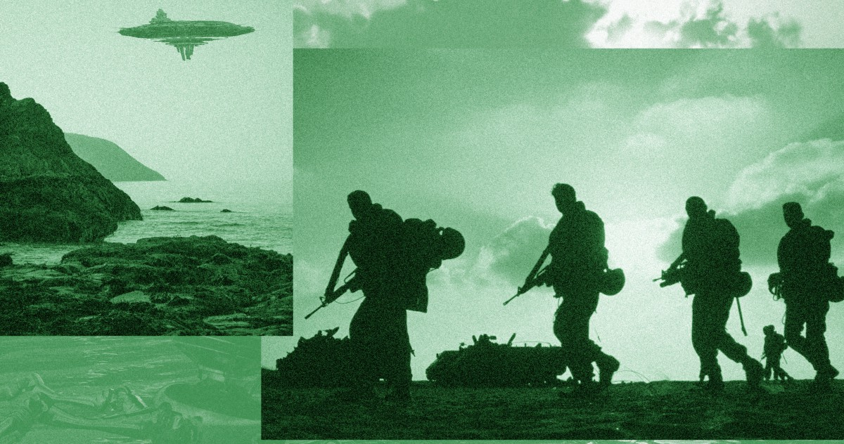 The U.S. Military Is Turning to Science Fiction to Shape the Future of War