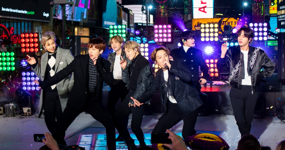 BTS Are on the Front Line of South Korea's Generational Warfare