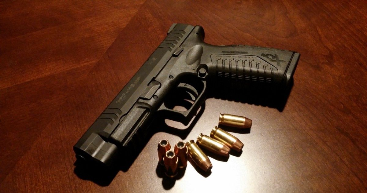 I Bought a Gun Because I'm Terrified of What Will Happen After Election Day
