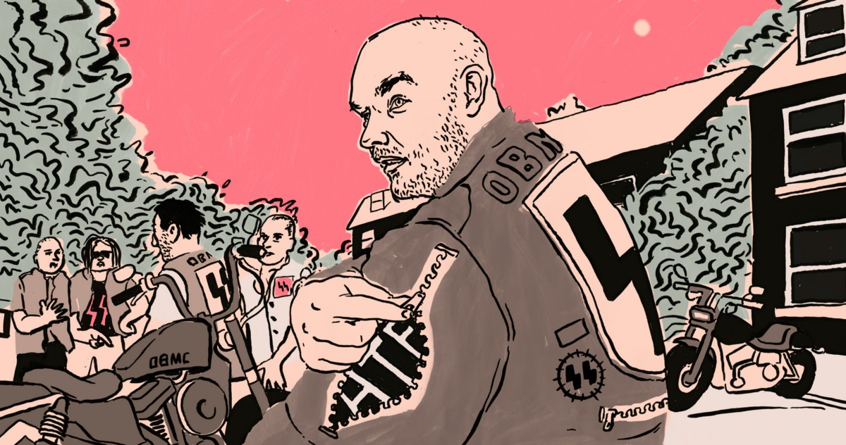 How I Accidentally Wound Up Running an Outlaw Biker Gang