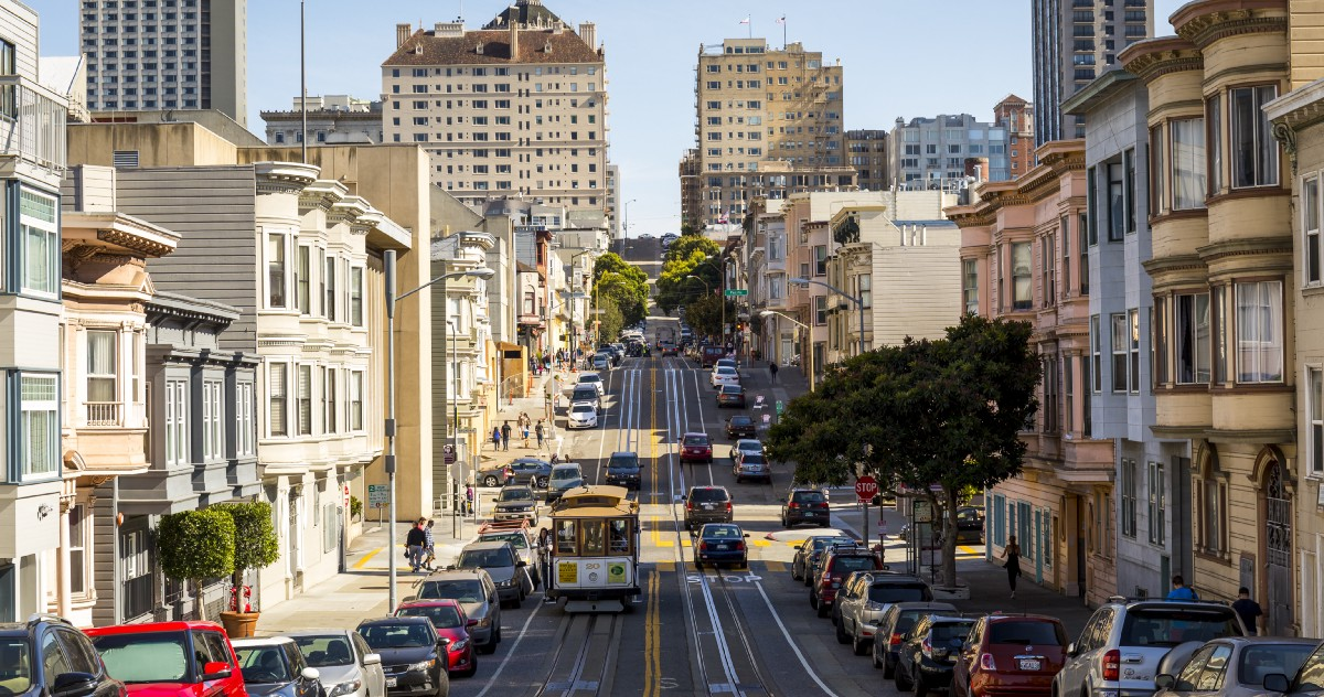 Urban Hikes to Really Get to Know San Francisco