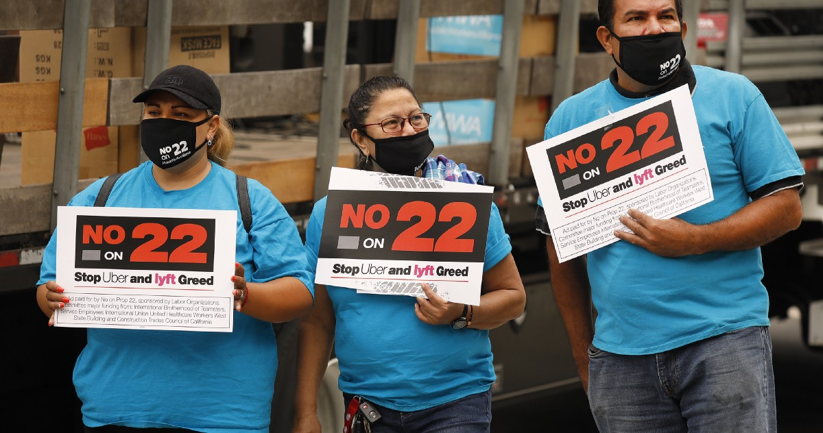 'Those in Power Won't Give Up Willingly': Veena Dubal and Meredith Whittaker on the Future of Organizing Under Prop 22