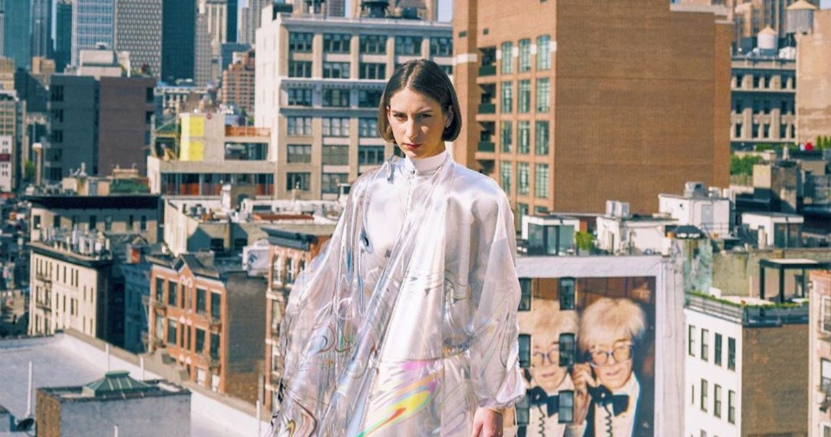 A $9,500 Virtual Blockchain Dress Is Just the Beginning for Digital Clothes