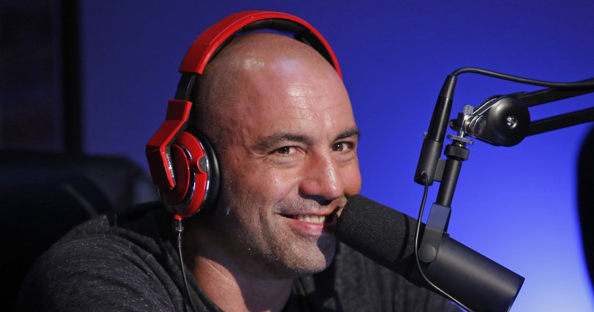 Joe Rogan Got Ripped Off by Spotify