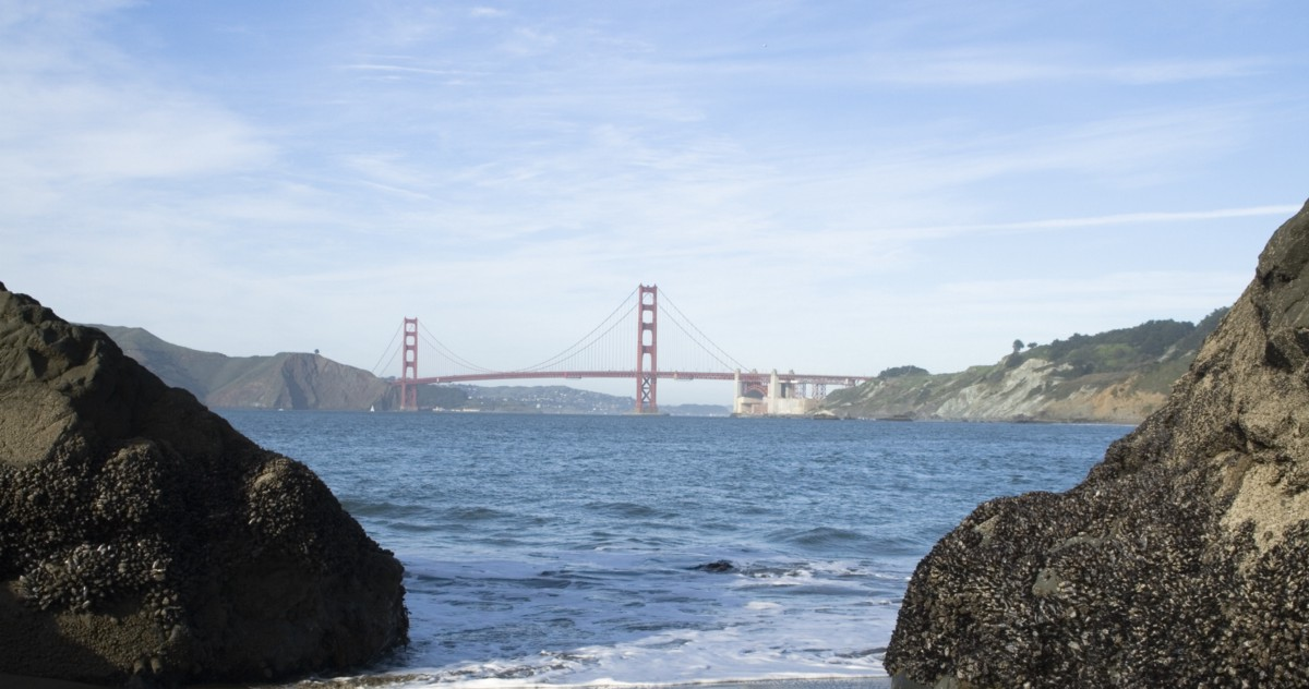 Secret Hikes to 5 of Our Favorite Bay Area Beaches