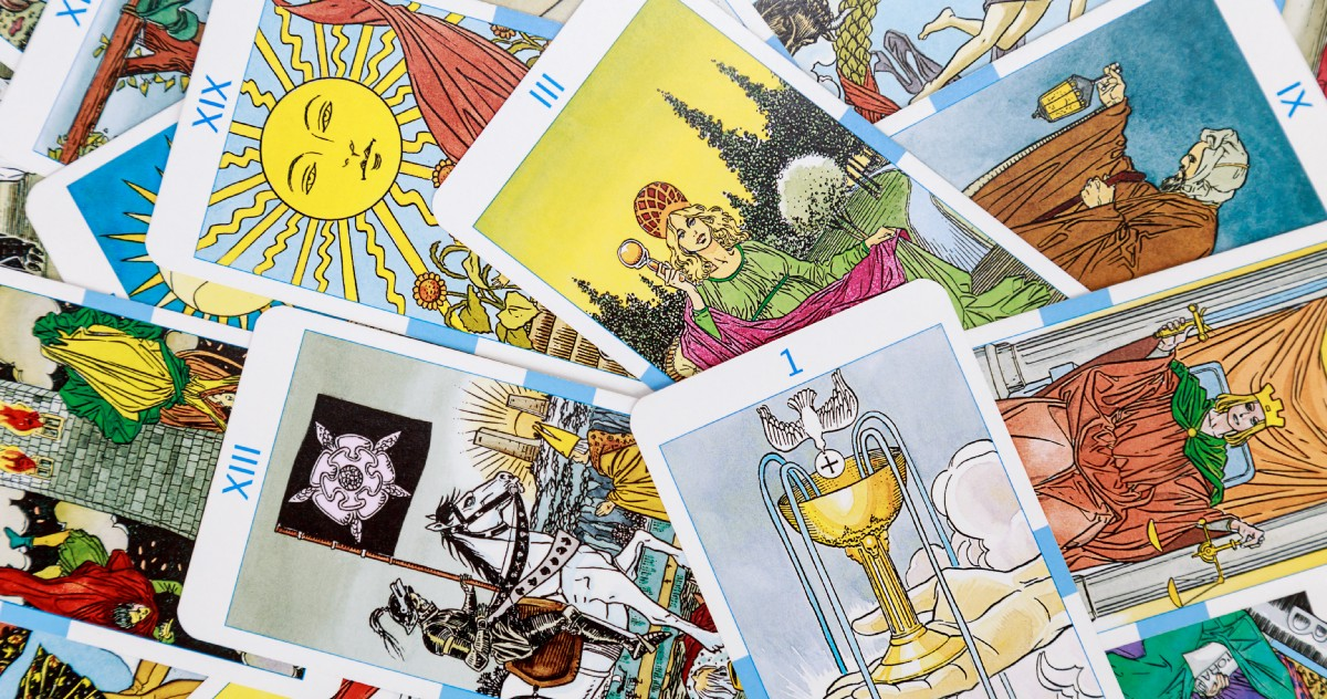 Scary Tarot: The Card That Reveals What's Hidden