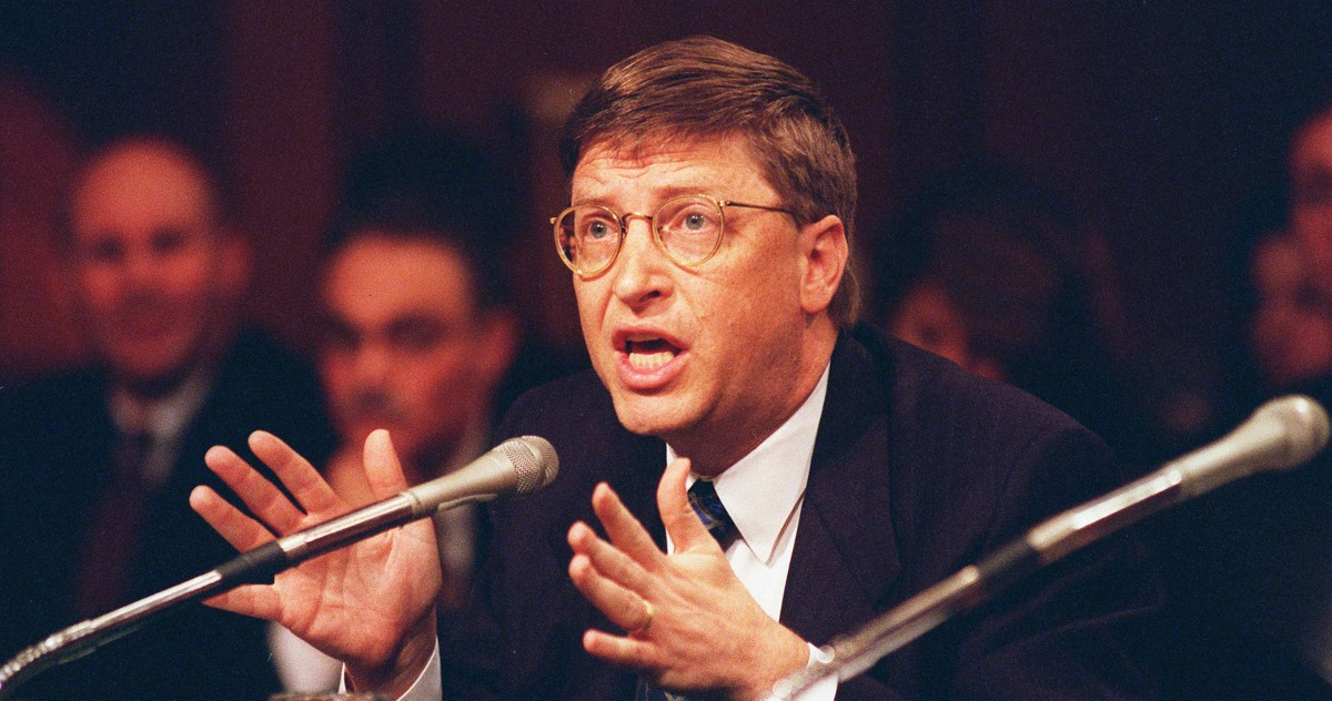 What the 1990s Microsoft Case Tells Us About Regulating Big Tech