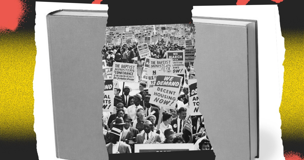 Textbooks Watered Down the Civil Rights Movement. They Could Do the Same to Black Lives Matter.