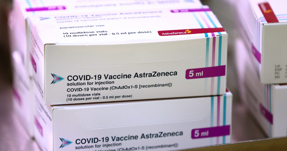 There's No Scientific Evidence Showing That the AstraZeneca Vaccine Causes Blood Clots