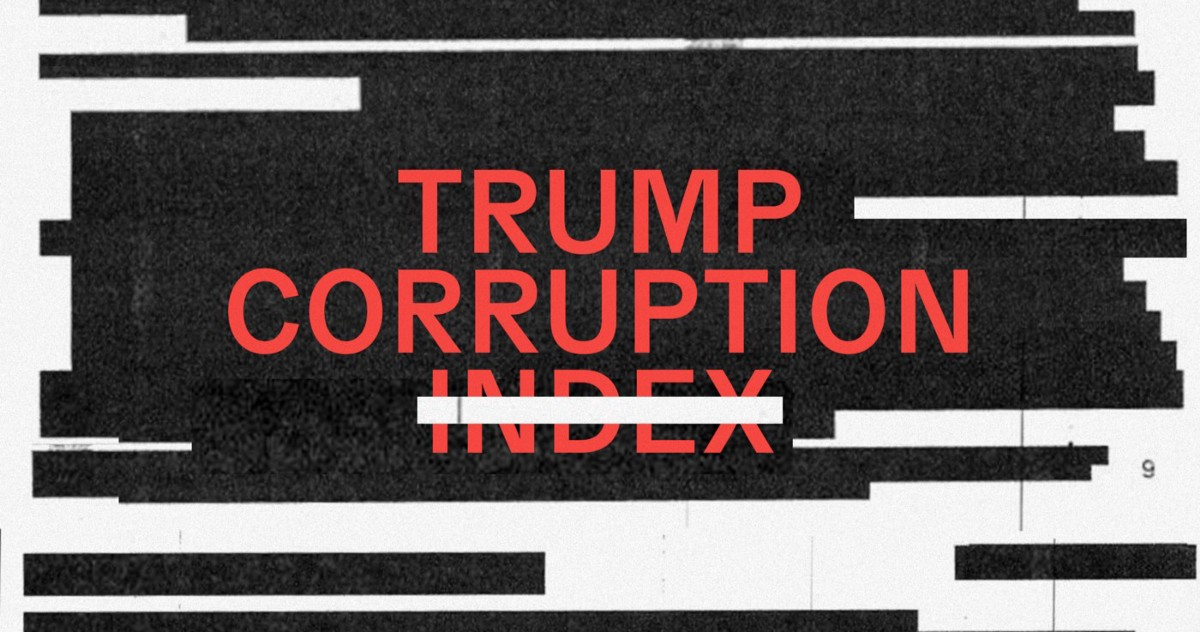 The Coronavirus Task Farce: This Week in Trumpland Corruption