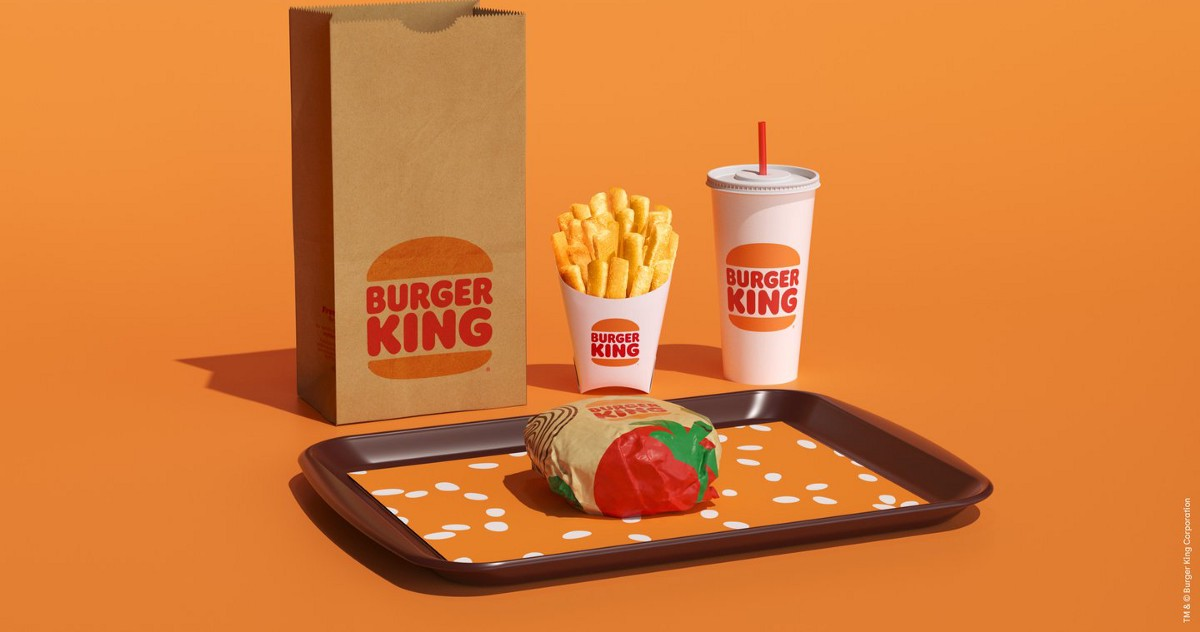 Burger King's New Logo Reveals Why Brands Are Obsessed With 'Flat Design'