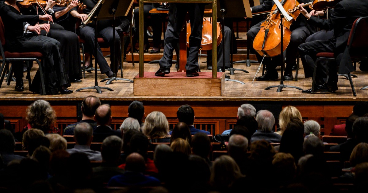 When Black Conductors Aren't Comfortable at Concerts, Classical Music Has a Real Problem
