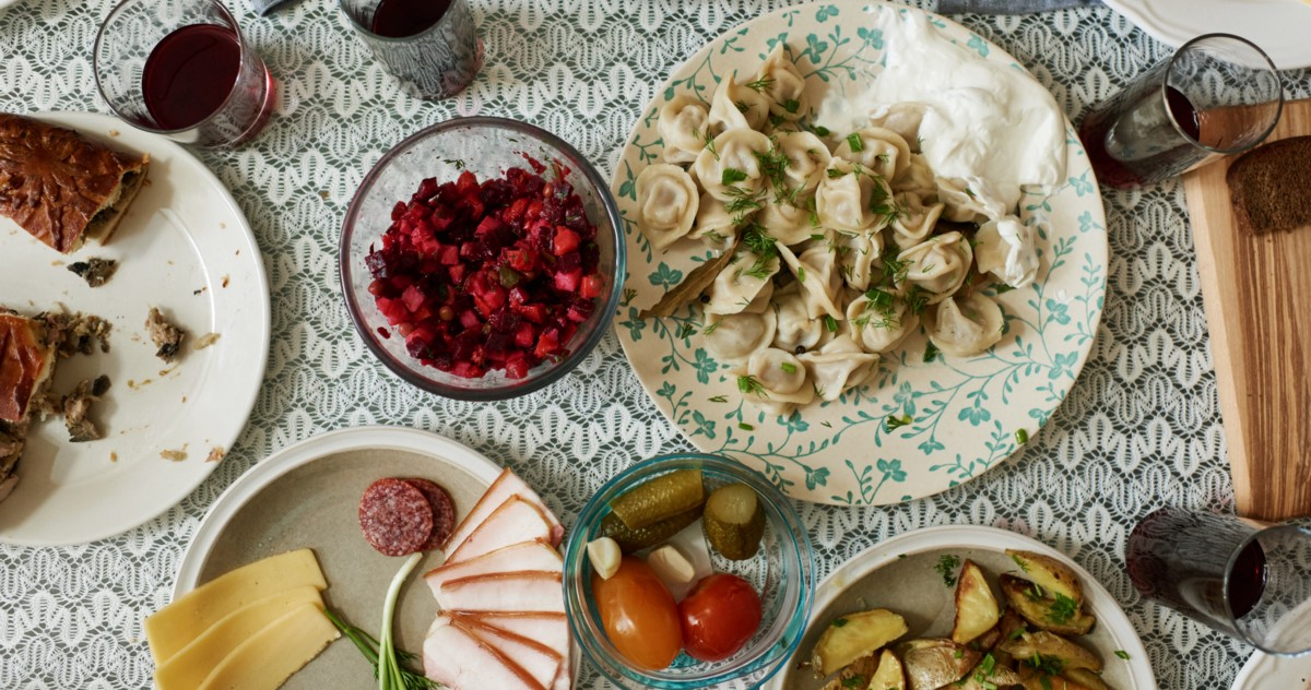 A Cookbook That Refuses to Give In to Russian Stereotypes