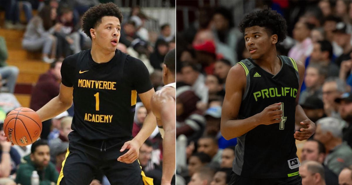 an early look at the 2021 nba draft class