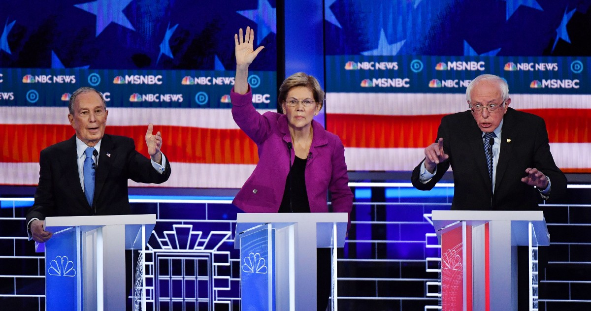 Elizabeth Warren Is Marginalized Americans' Best Hope