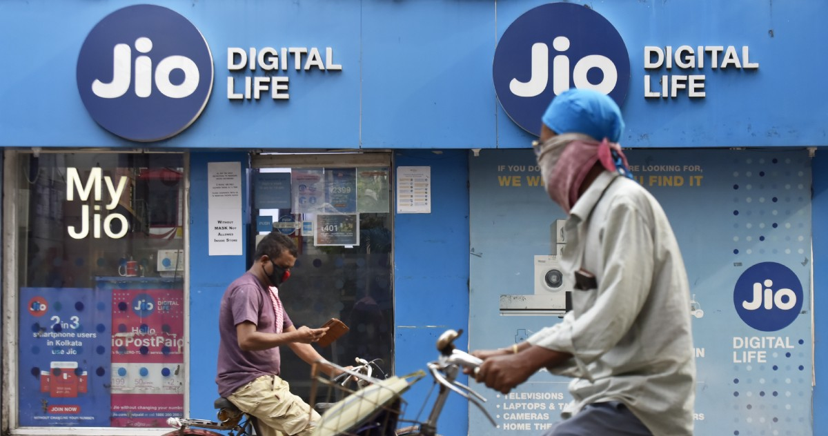 What Is Jio, and Why Are Tech's Biggest Players Suddenly Obsessed With It?