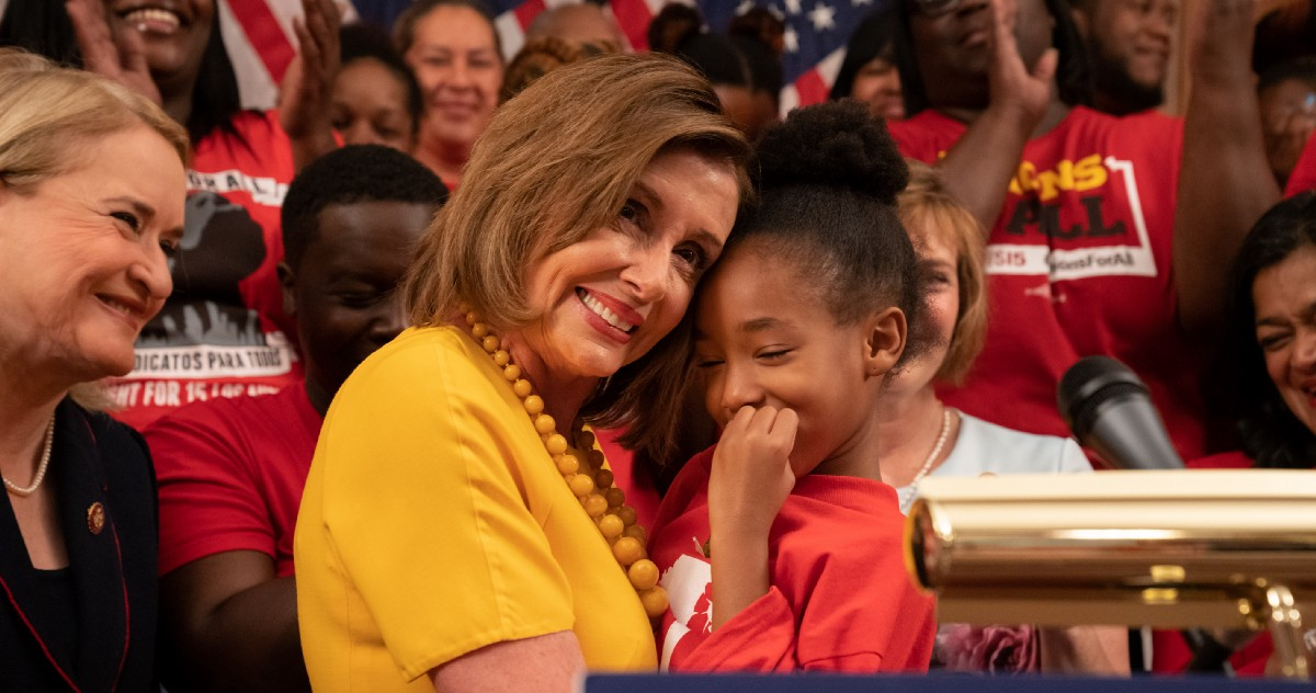 Madam Speaker: A Behind-the-Scenes Look at the U.S. Speaker of the House (July 15– 19, 2019)