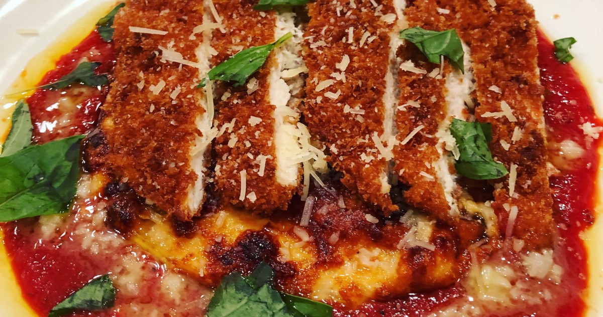Here's a Roadmap to Ensure Your Chicken Parm Stays Super Crisp