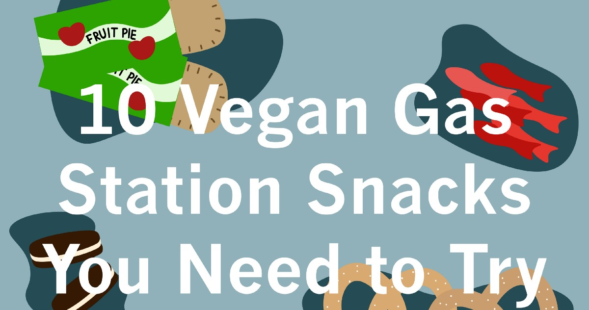 The Best Convenience Store Snacks for Vegans