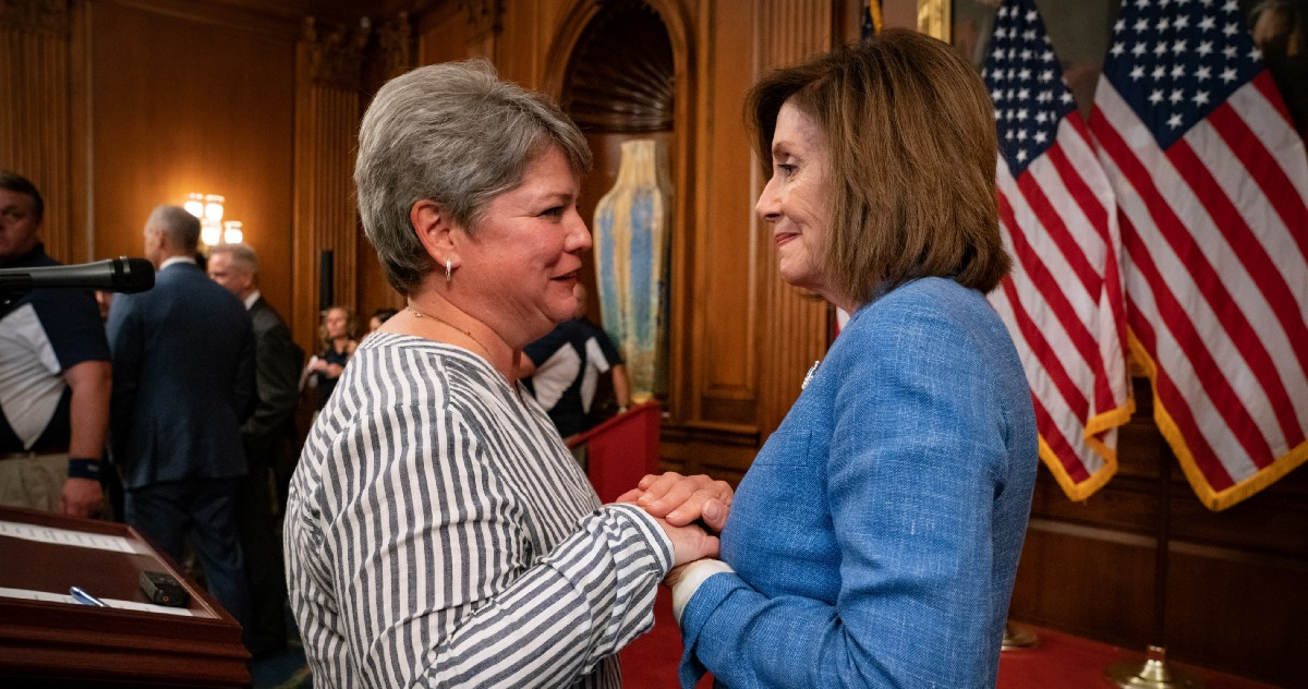 Madam Speaker: A Behind-the-Scenes Look at the U.S. Speaker of the House (July 8– 12, 2019)
