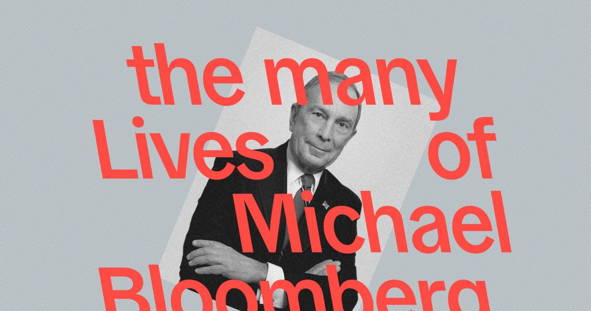The Woman Who Wrote Bloomberg's Biography Gets Candid About His 2020 Run