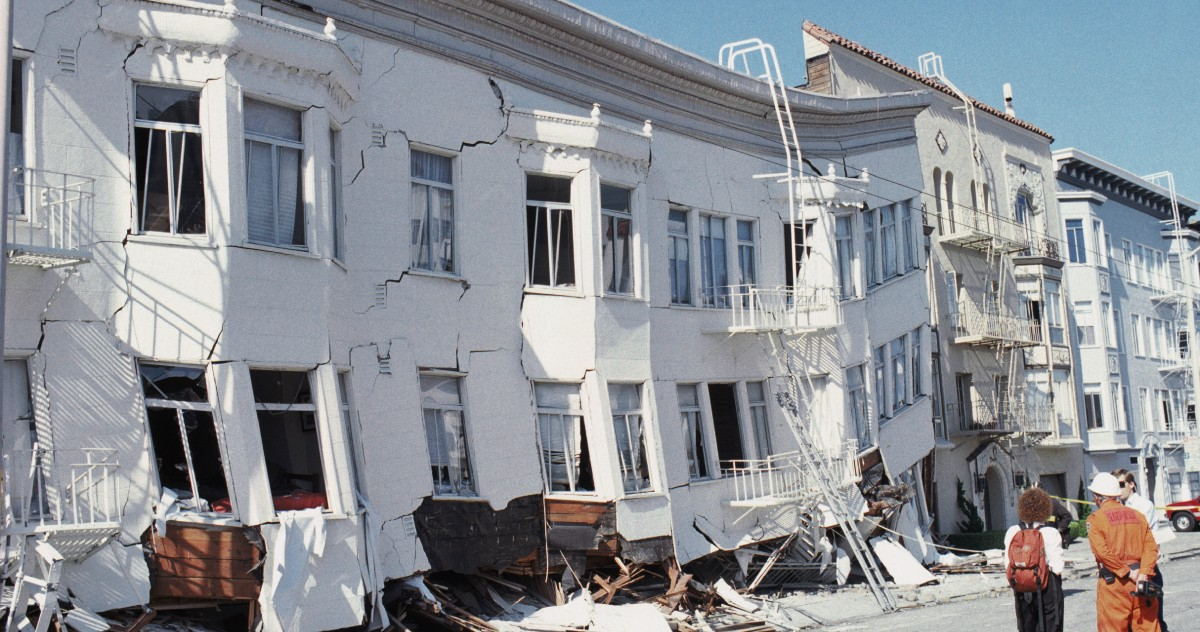 These Wild Photos Of The Loma Prieta Earthquake Will Leave You Shook By Sophia Smith The Bold Italic