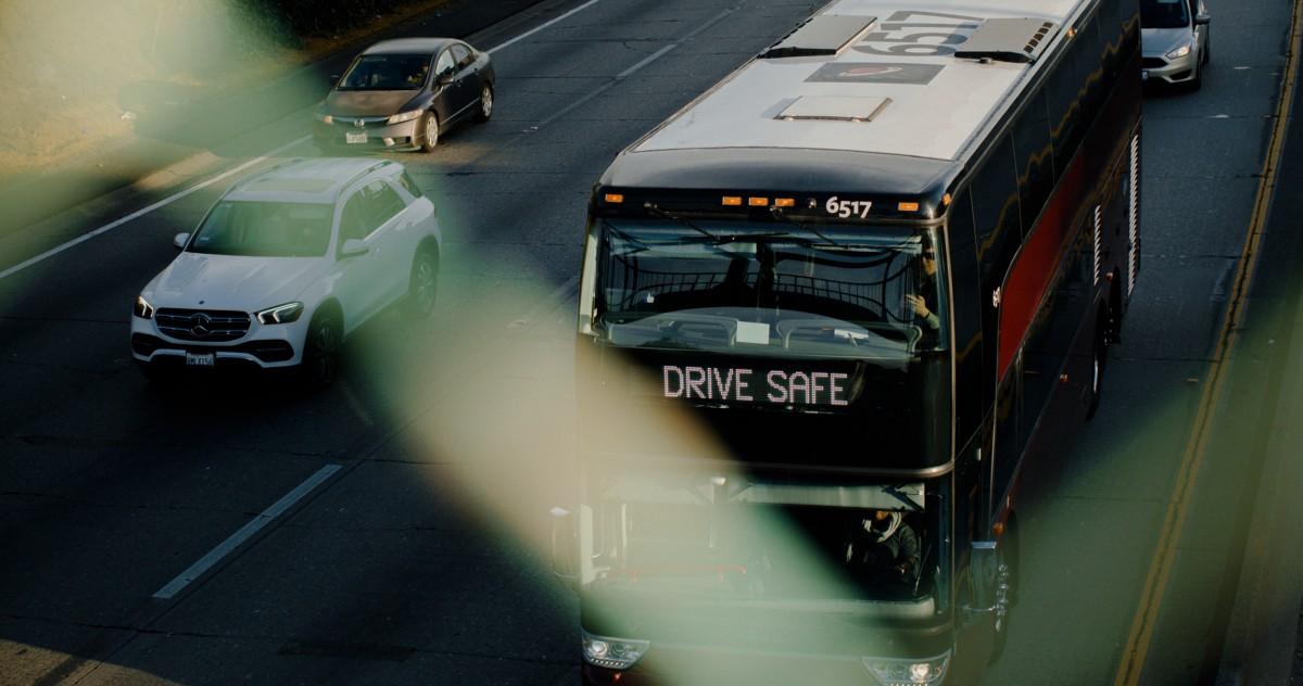 Inside a Secretive $250 Million Private Transit System Just for Techies