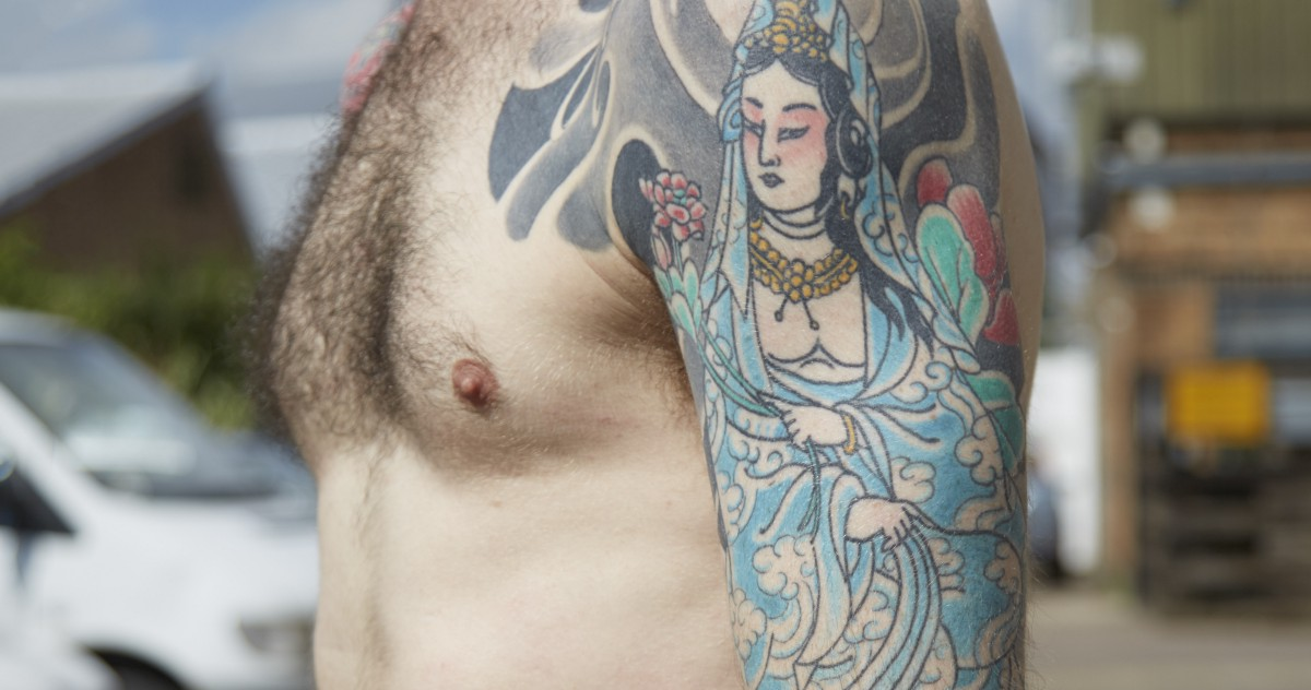 Tattoos Helped Me Make Peace with My Eczema - Featured Stories - Medium