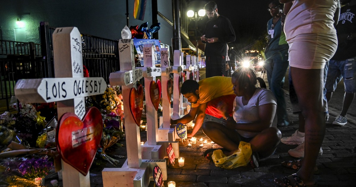 Domestic Terrorism Is Taking Its Toll on Our Mental Health