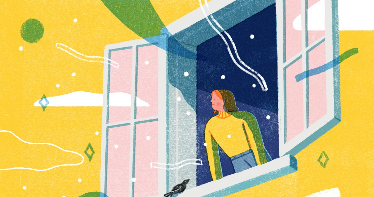 The Germ-Cleaning Power of an Open Window