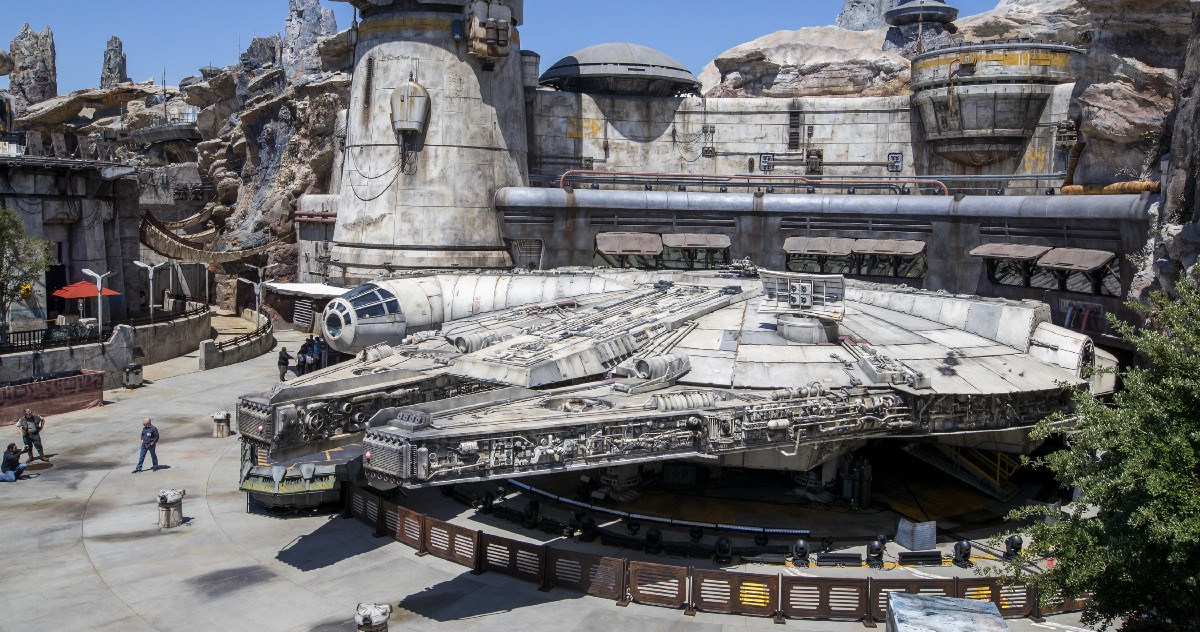 The Star Wars Disney Theme Park Is a Little Too Authentic