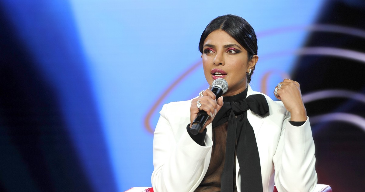 She Called Out Priyanka Chopra at BeautyCon, And It Went Viral