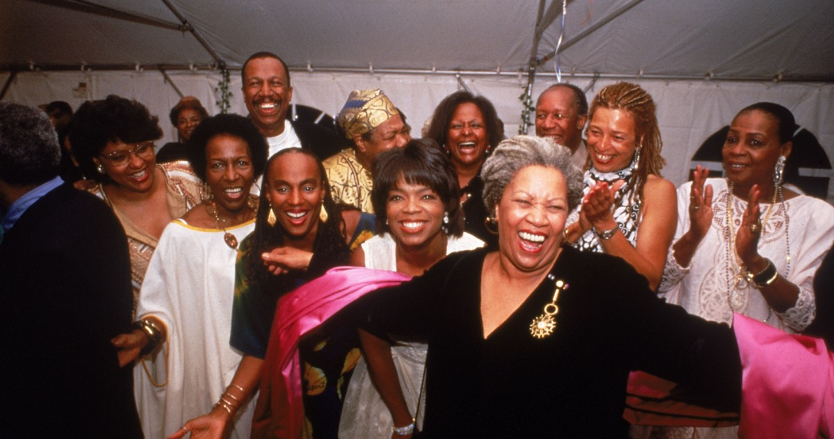 A Letter From the Editors on Toni Morrison