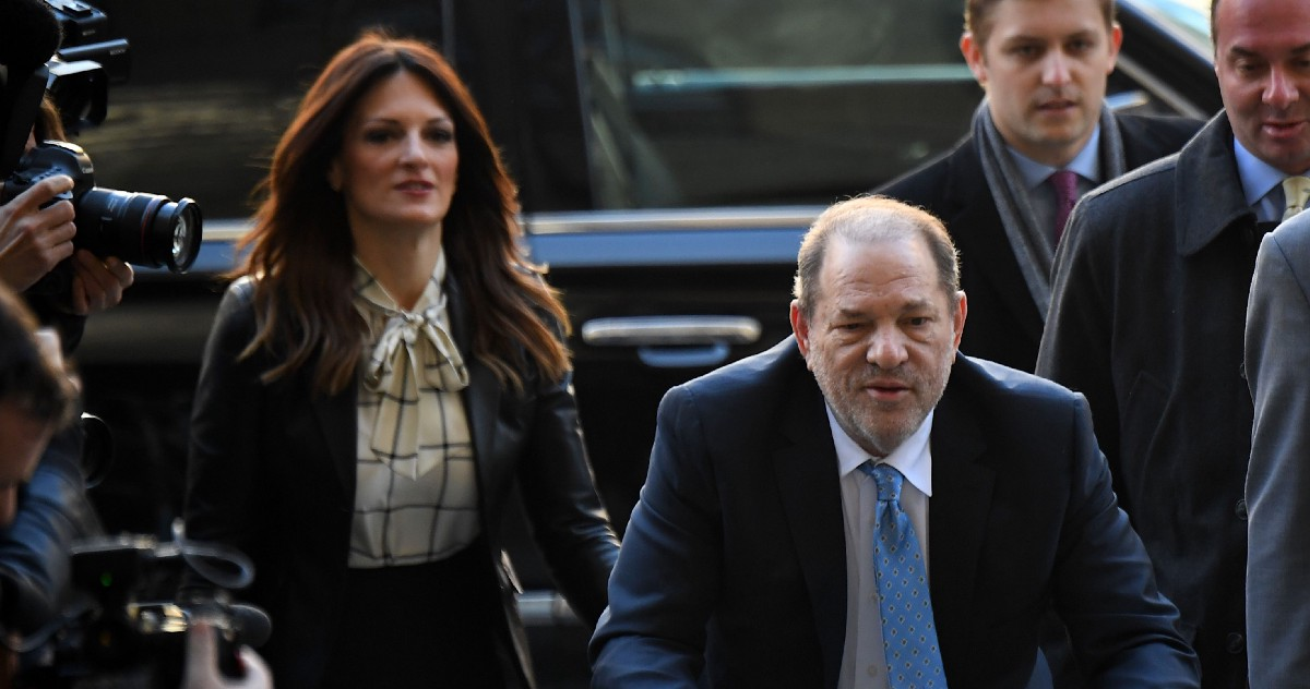 The Weinstein Verdict Feels Way More Surprising Than It Should