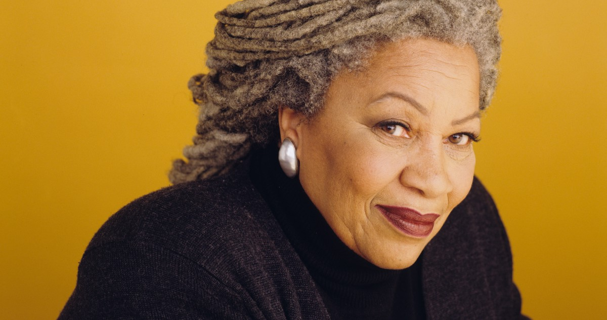 Toni Morrison Taught Black Women, 'You Are Your Best Thing'