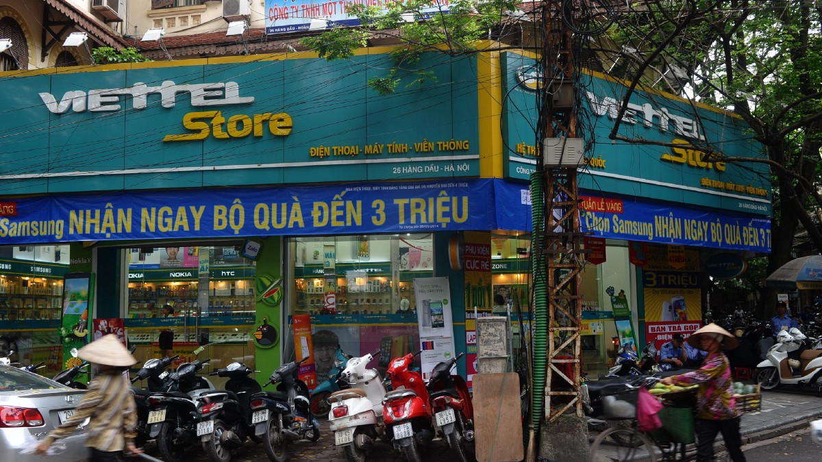 Exclusive: The Vietnamese Cellphone Company That Tried to
