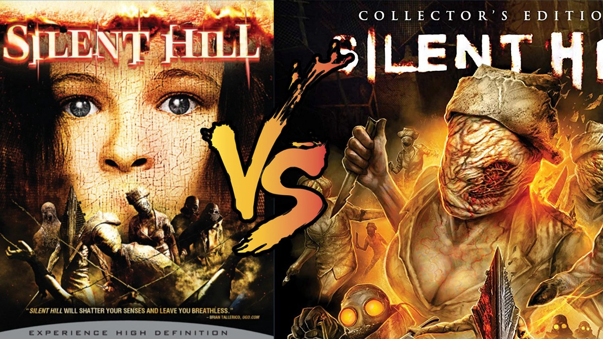 Silent Hill Screen Comparisons Scream Factory Blows Away Sony S 2006 Disc By Austin Vashaw Cinapse