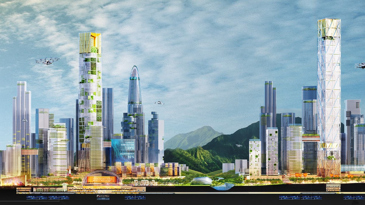 What Should Cities Be Like In 2050 By Som Medium