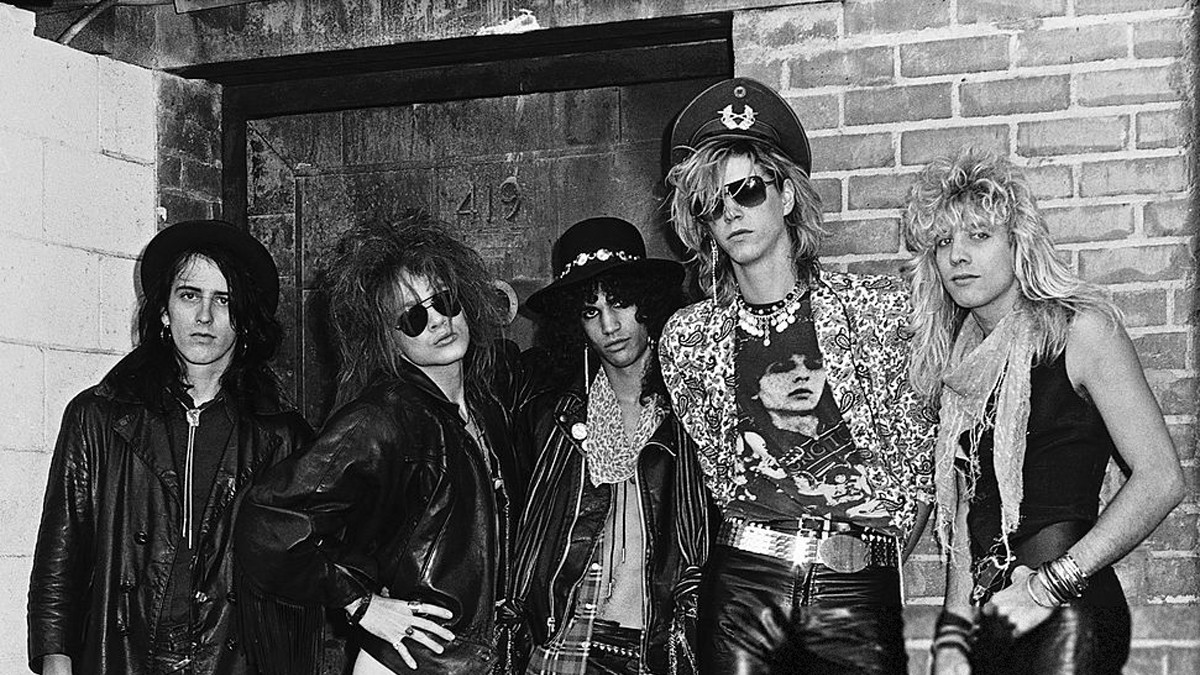 Inside the Horrific Guns N' Roses 'Hell House' - Cuepoint
